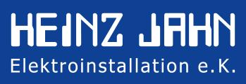 Heinz Jahn Elektroinstallation
